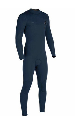 VISSLA HIGH SEAS 4/3 NO ZIP MIDNIGHT BLUE