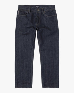 RVCA NEW DAWN MODERN STRAIGHT FIT DENIM (MILLED IN JAPAN)