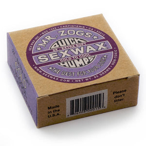 Open image in slideshow, SEXWAX QUICK HUMPS SURF WAX ECO BOX