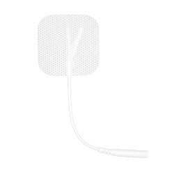 "1.5"" Square Premium Gel Cloth Electrodes"