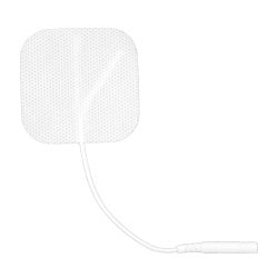 "2"" Square Premium Gel Cloth Electrodes"