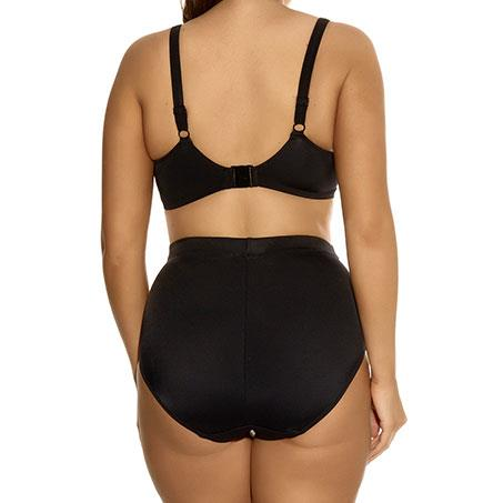 Elomi Essentials ES7500 Black UW Bikini Swim Top