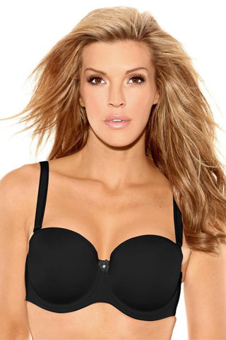 Fit Fully Yours Felicia Strapless B1011 Black
