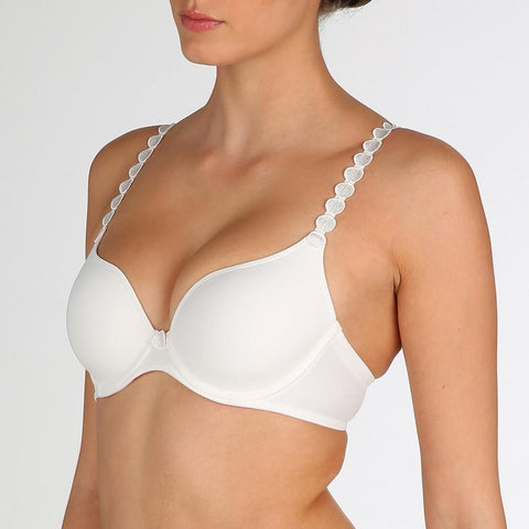 Marie Jo L'Aventure Tom Padded Heart Shaped Bra 0120826 Natural