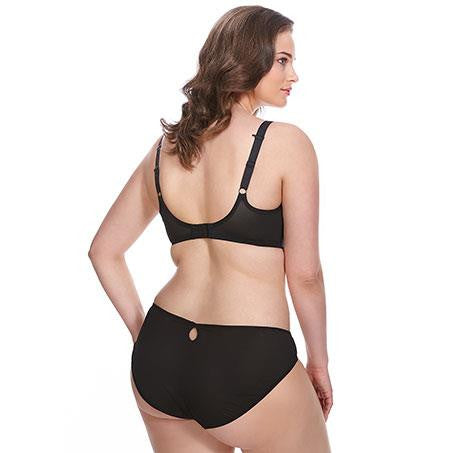 Elomi Kiki black brief 4205