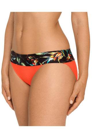Prima Donna Fold Over Bikini Bottom Biloba Exotic Night 4004155