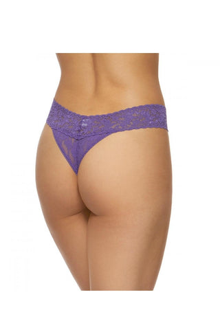 Hanky Panky Signature Lace Original Rise Thong- Wrapped 4811P