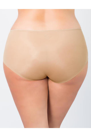 Curvy Couture Essential Boyshorts 1146 Bombshell Nude