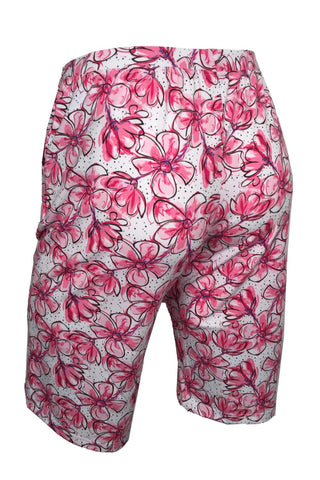 Wild Bleu Bermuda Sleep Short 10335 Strawberry Delight