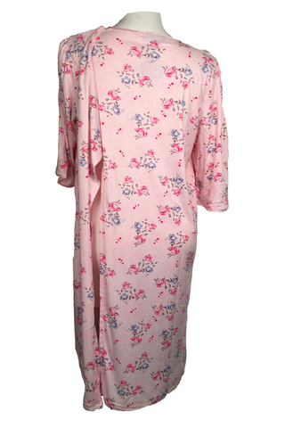 Hospital Gown Shoulder Snaps 915/415 Pink