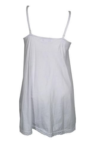 Victoriana Lucy Short Nightgown 457 White