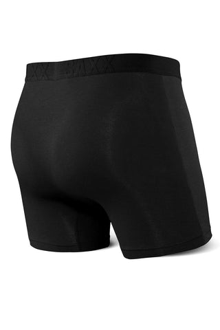 SAXX Ultra Open Fly Boxer Brief SXBB30F-BBB Black