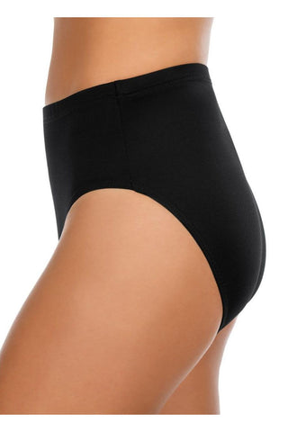 Miraclesuit Basic Brief Swim Bottom 6516601 Black