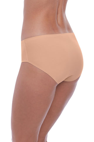 Fantasie Smoothease Invisible Stretch One Size Classic Brief FL2329 Nude