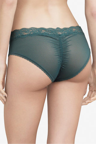 Brooklyn Hipster Panty 5704 Fresco Green