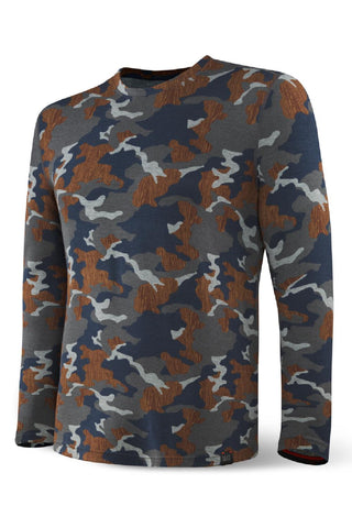 SAXX Sleepwalker Long Sleeve SXLT34-NWG