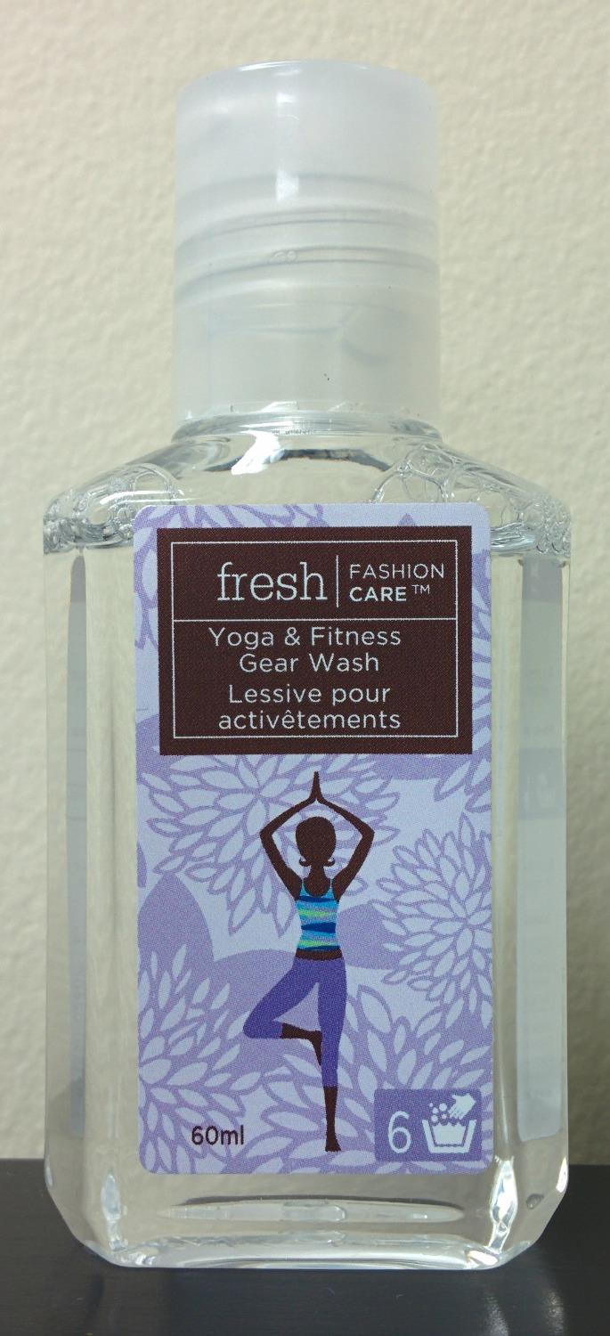 Fresh Yoga & Fitness Wear Wash 2605