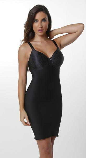 Shapeez the Tankee Slip Black Front