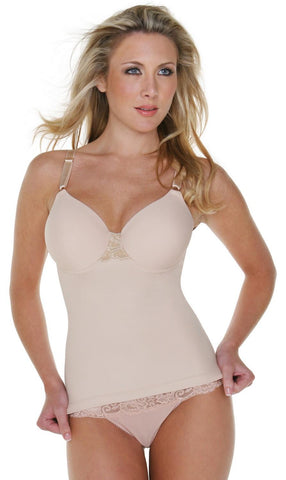 Shapeez the Ultimate Underwire Moulded Bra Nude