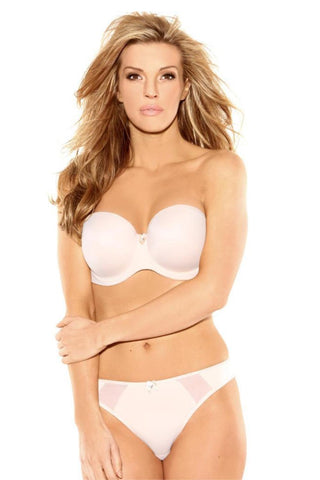 Fit Fully Yours Felicia Strapless B1011 Nude