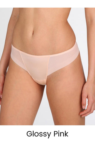 Marie Jo Undertones Thong 0602010 Glossy pink