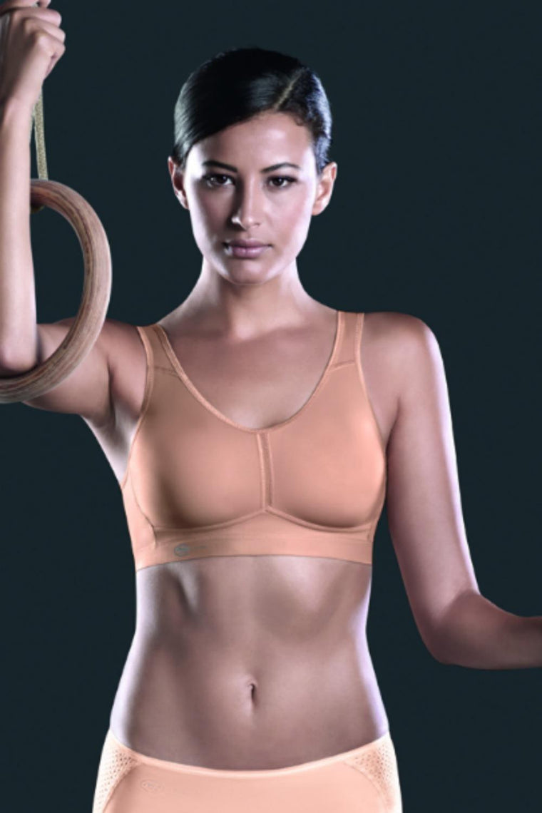 Anita Firm Support - Light & Firm Sports Bra 5521 Nude