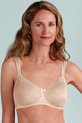 Amoena Gracy Padded Wire-free bra 44129
