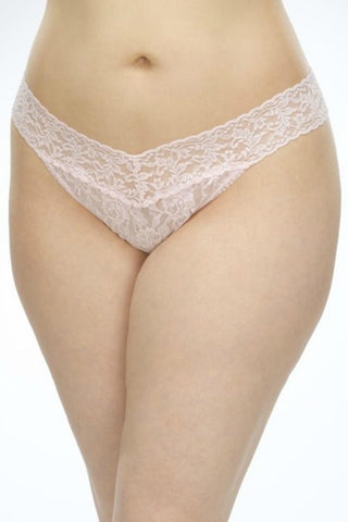 Hanky Panky Signature Lace Original Rise Plus Thong 4811