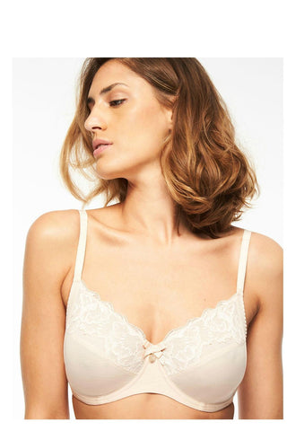 Chantelle Orangerie Lace Full Cover Unlined Bra 6761