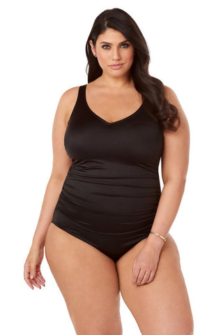 Magicsuit One Piece Suit Steffi Behind Bars Plus Size 6003023
