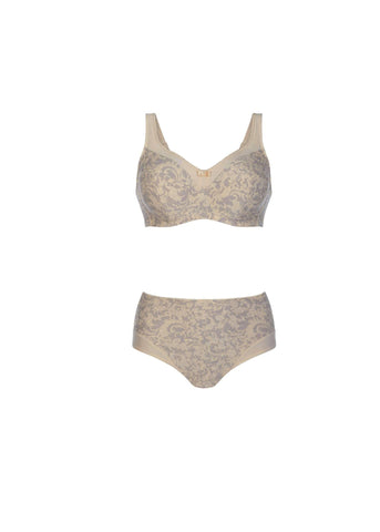 Anita Ancona Non Wired Three Section Cup Comfort Bra 5861