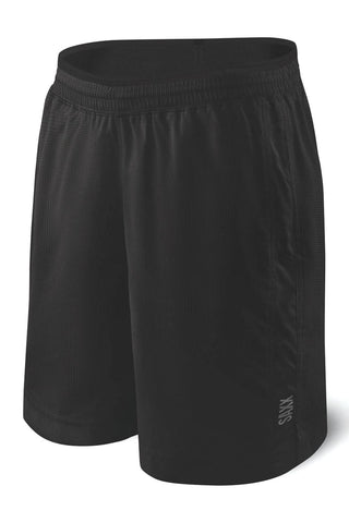 "SAXX Kinetic 2N1 9"" Train Short SXGS28-BLO Blackout"