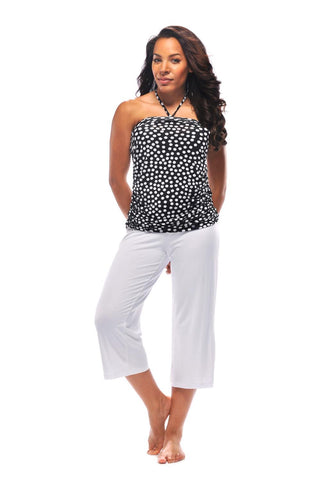 Rapz Convertable Cover Up 4455 Polka Dot