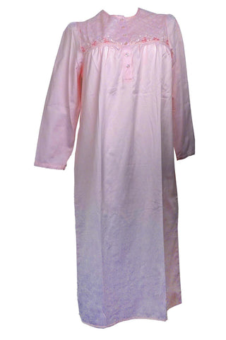 KayAnna Long Night Gown B11377 Pink