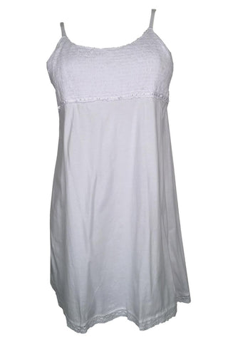 Victoriana Lucy Short Nightgown 457