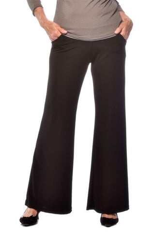 Rapz Bamboo Relaxed Pants 4628 Black