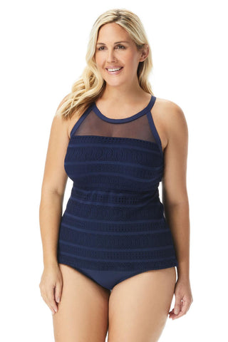 Exhilarate Plus Tankini Top HW25354