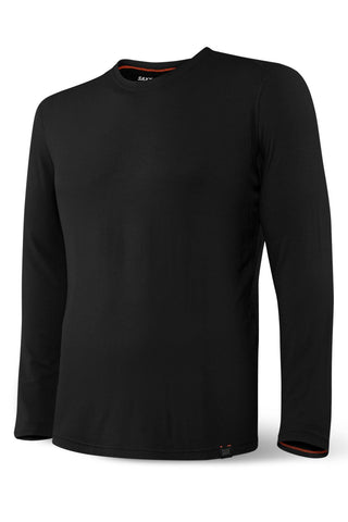 SAXX Sleepwalker Long Sleeve SXLT34 Black