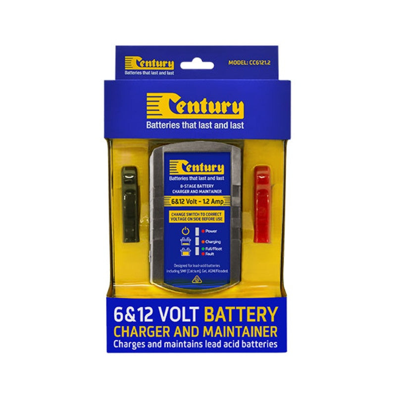 Century CC6121.2 Battery Charger
