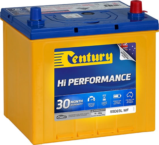 55DL23L MF Century Battery