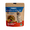 Tidbits Health & Vitality Kangaroo Dog Biscuits 350g
