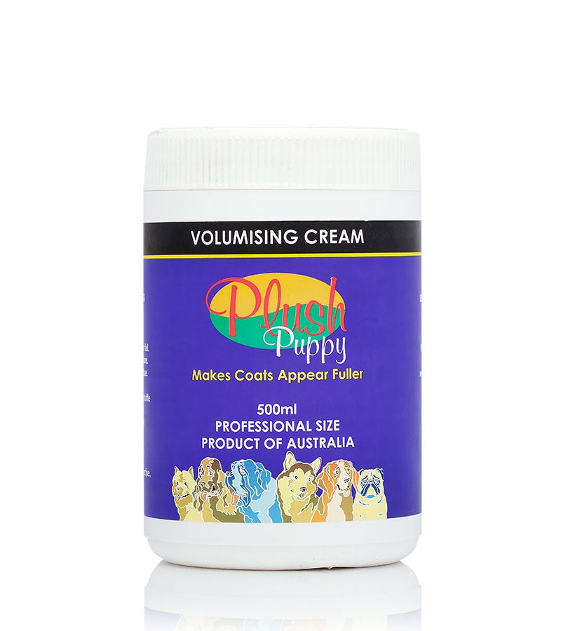 Plush Puppy Volumising Cream 225g