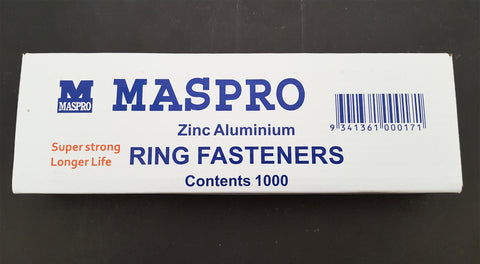 Maspro Ring Fasteners Box 1000