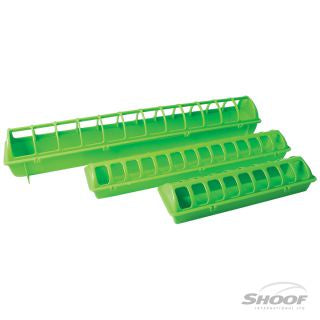 Crown Flip-Top Plastic 33cm Feeder