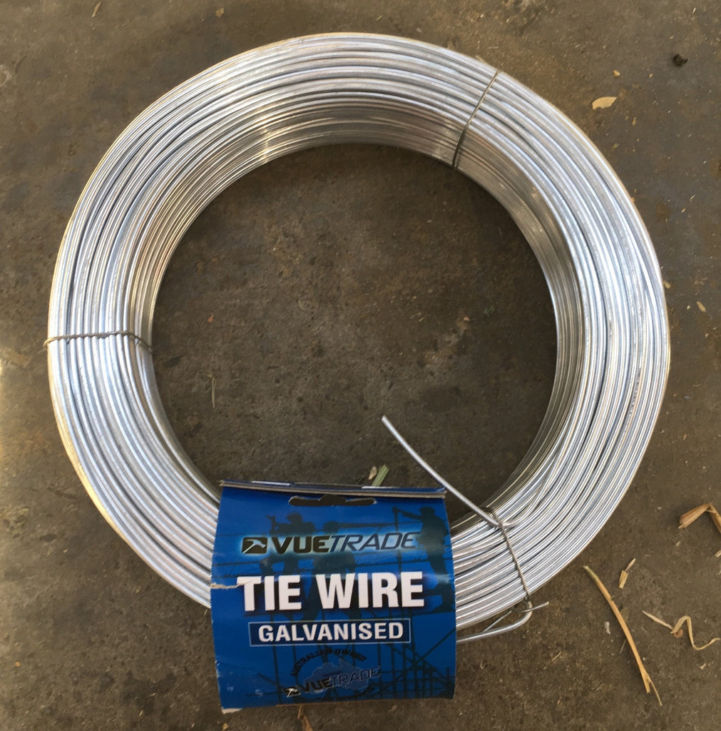 Tie Wire 2.0mm x 120mt x 3kg - GAL