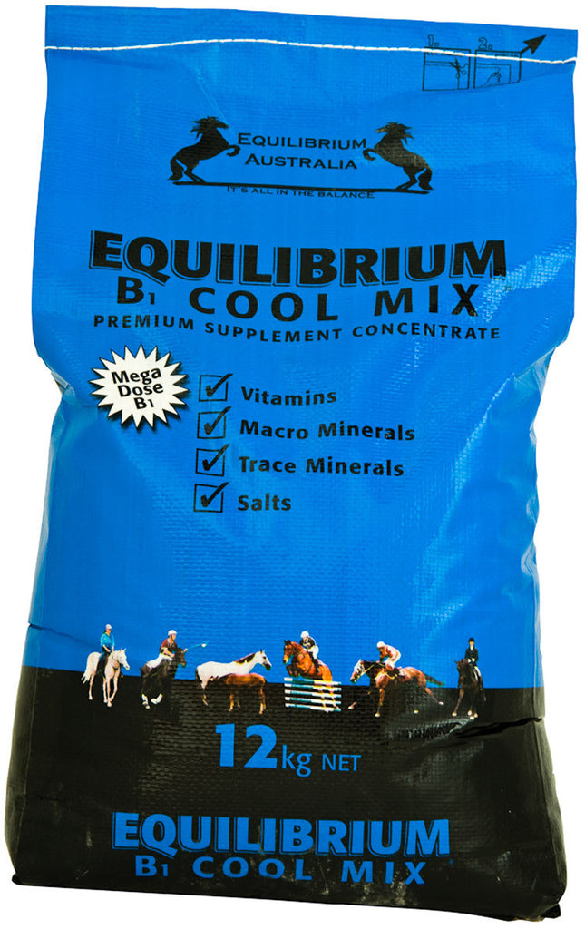 Equilibrium B1 Cool Mix 12kg