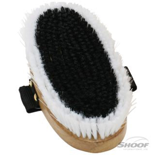 Grooming Brush Military Nylon bristle