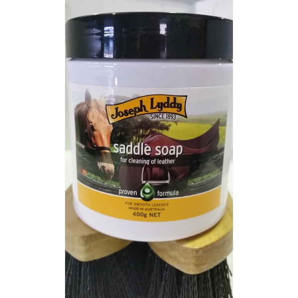 JL Saddle Soap 400g