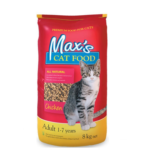 Coprice Max's Chicken Cat Food 8kg