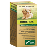 Drontal 30ml Puppy Wormer